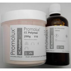 Promolux akryl V10 200g +...