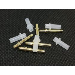 PINY Z KOSZULKA (100szt) 1.6mm